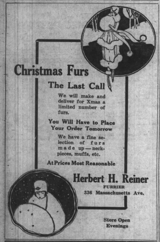 The Indianapolis News, Thursday, 20 December 1917, p. 12