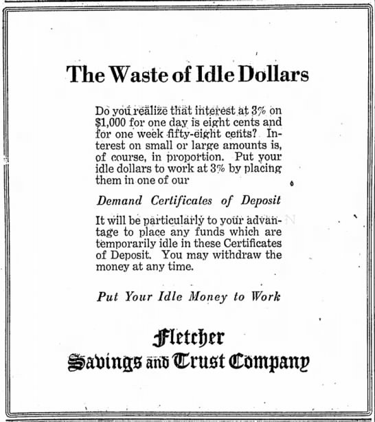 The Indianapolis Star, 17 June 1919,  p. 2.