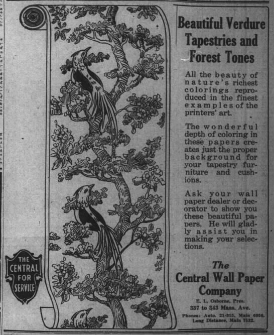 The Indianapolis News, 22 April 1919, p. 7.