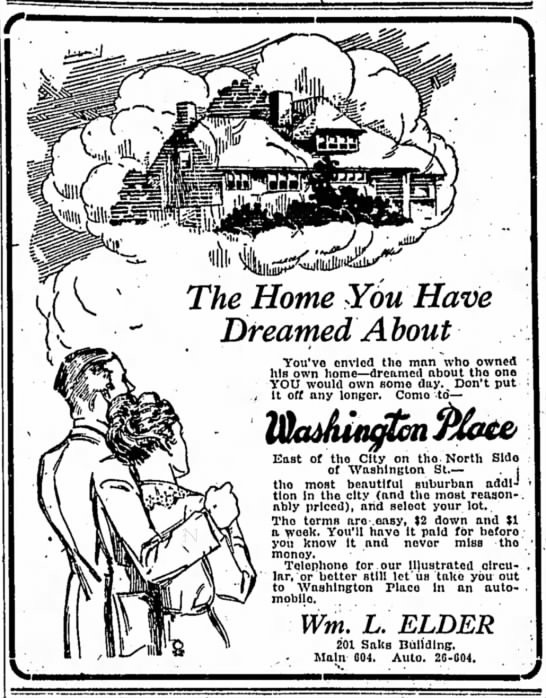The Indianapolis Star, 7 August 1918, p. 14