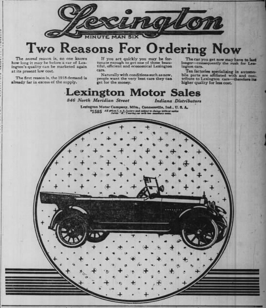 The Indianapolis News, 6 April 1918, p. 11