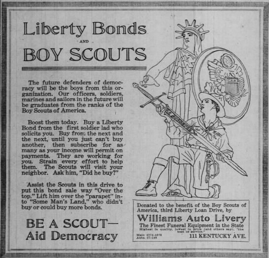 The Indianapolis News, 27 April 1918, p. 22