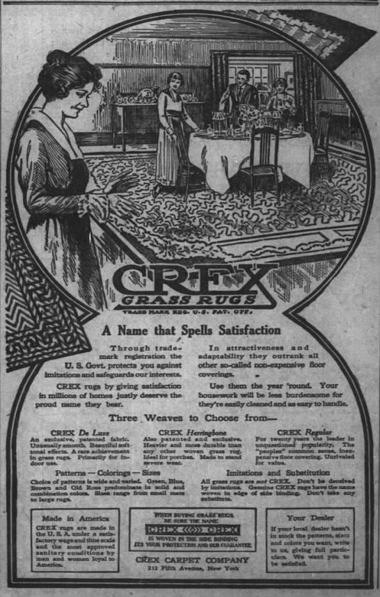 The Indianapolis News, 15 May 1919, p. 7.