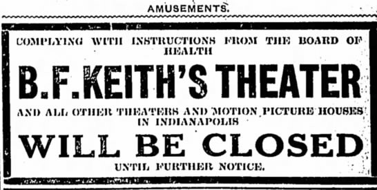 The Indianapolis Star, 7 October 1918, p. 3