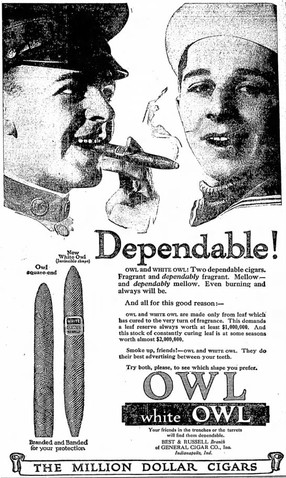Two Dependable Cigars
