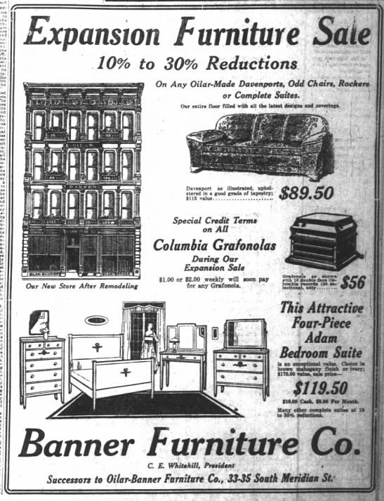 The Indianapolis News, 28 November 1918, p. 13