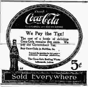 The Indianapolis Star, 15 May 1919, p. 12.