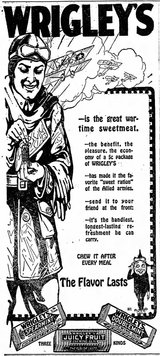 The Indianapolis Star, 18 March 1918, p. 3