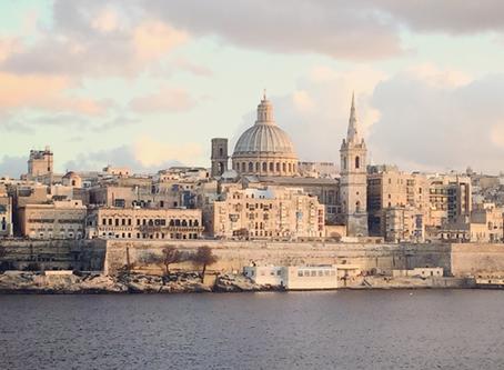 A encantadora Malta - uma viagem a dois