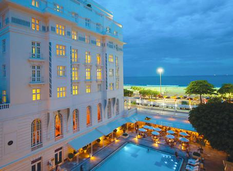 Top 5 - Hotéis românticos no Rio de Janeiro