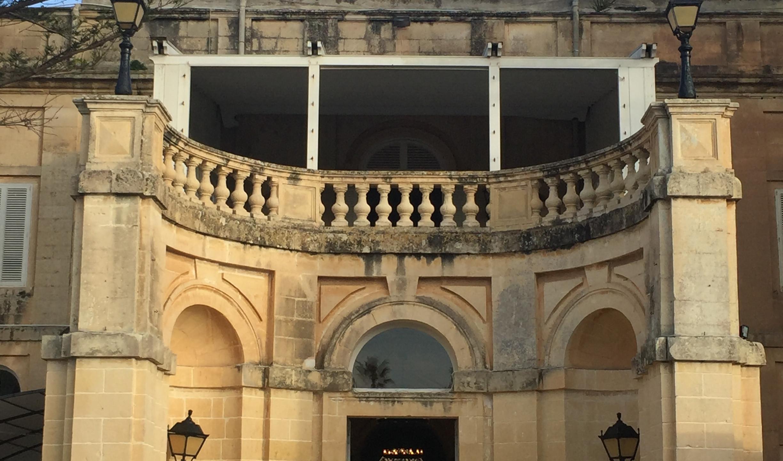 Malta - Palazzo Parisio