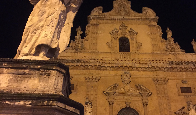 Modica - Sicília, Itália