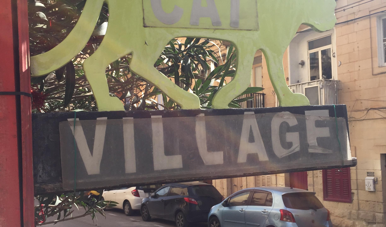 Cat Village Malta