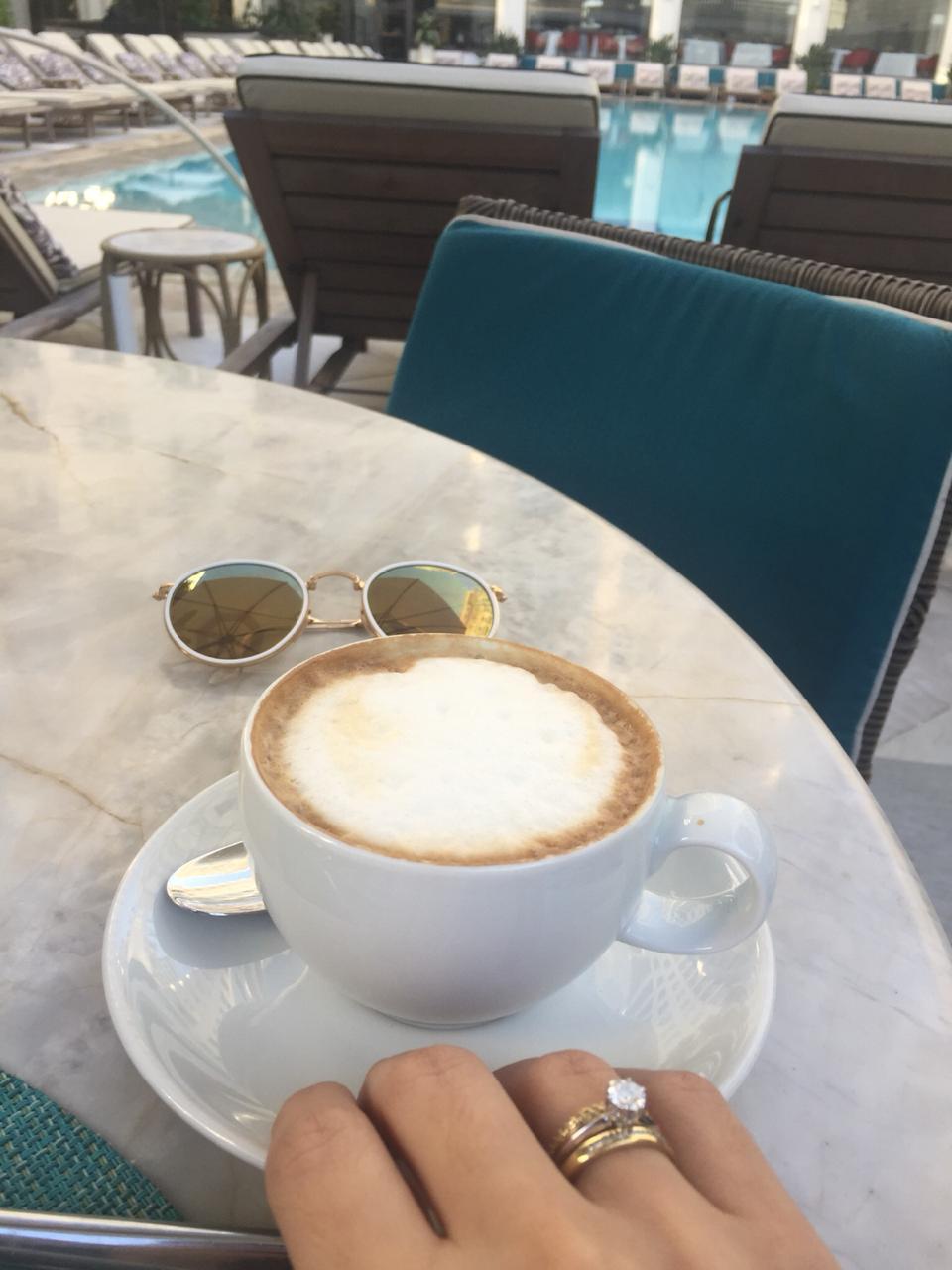 Café da manhã - Copacabana Palace