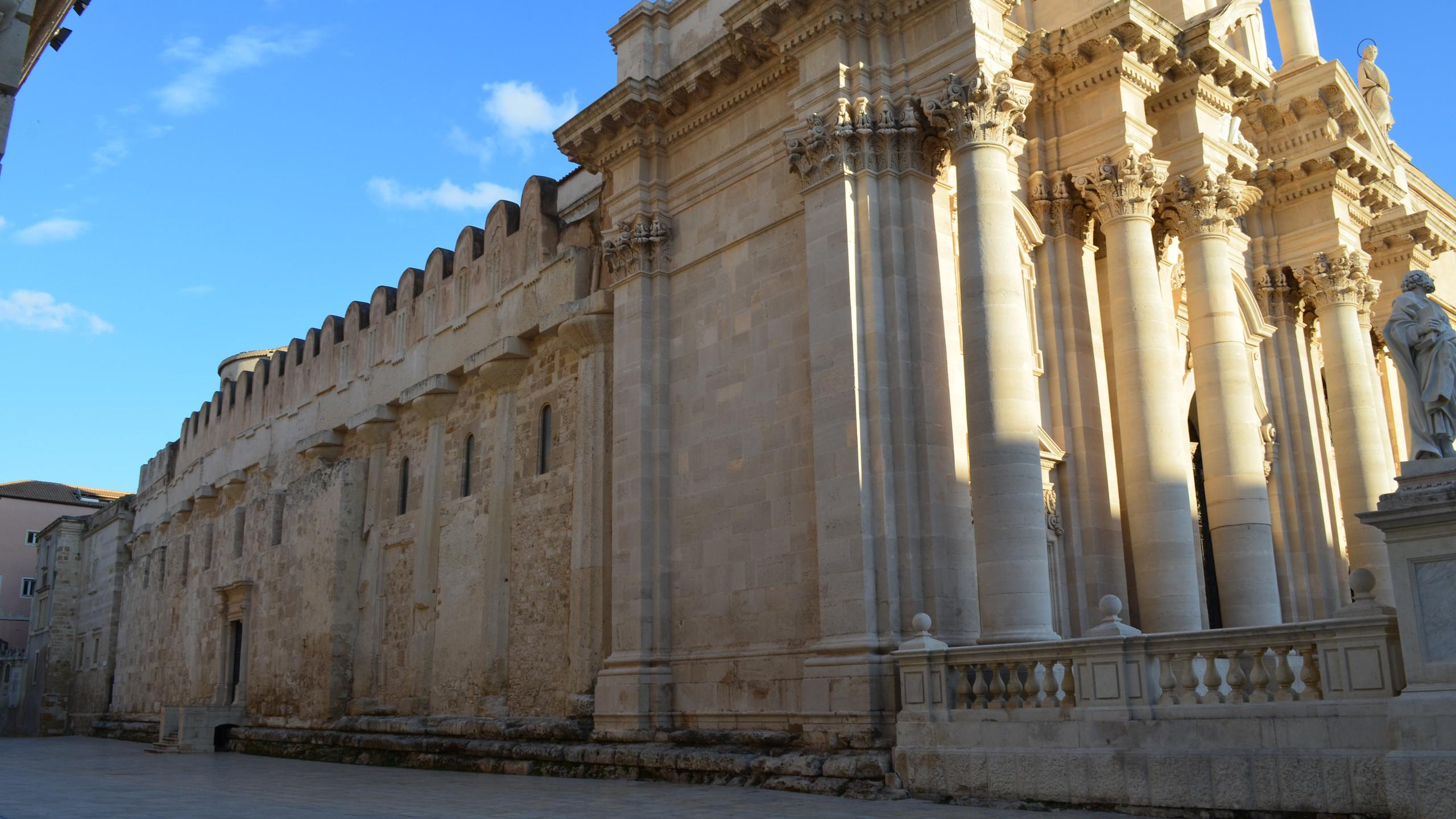 Catedral de Ortigia - Ortigia