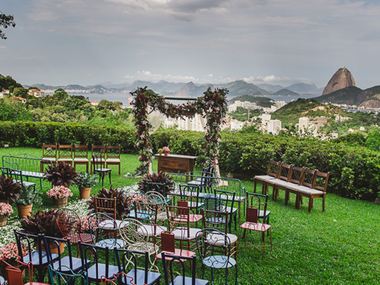 Destination Wedding in Rio