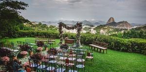 Destination Wedding in Rio