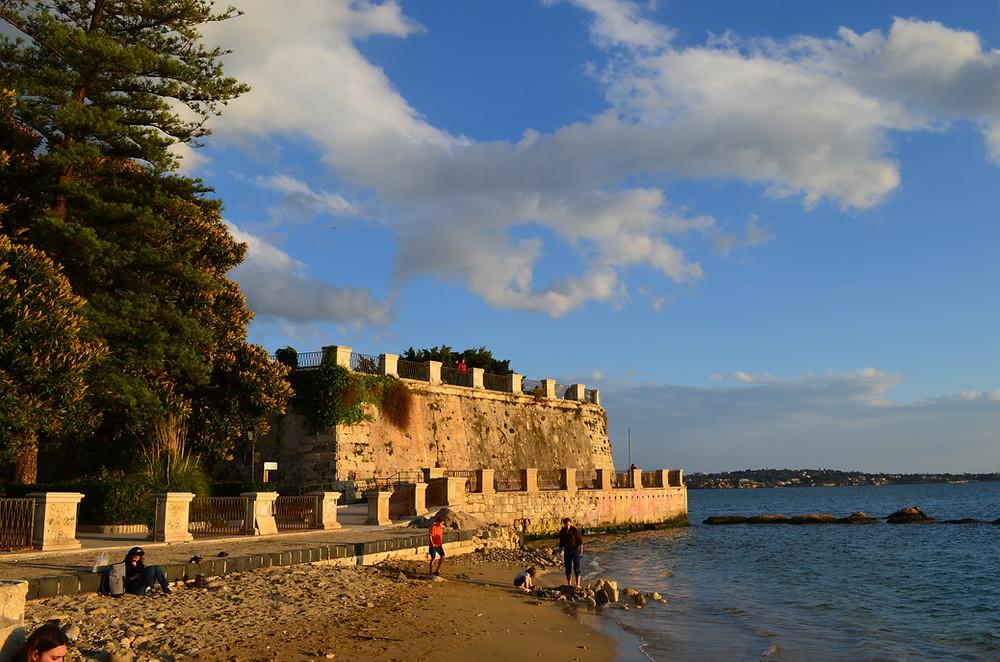 Ortigia, Sicília, Itália