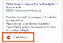 Extensão de Aplicativo - Google Ads