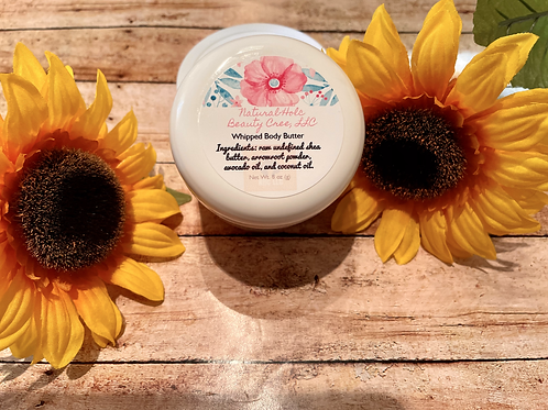 Whipped Body Butter 4oz