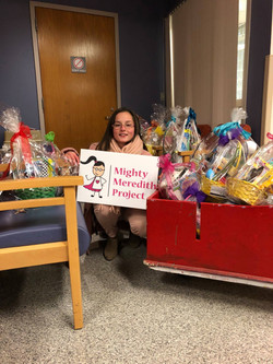 March 2018 - Easter Basket Donations