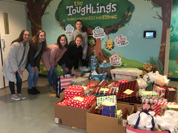 Fill the Box 2018 Christmas Drop Off