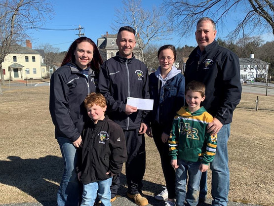North Reading Youth Hockey Donation