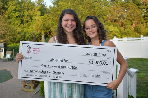 2019 Scholarship for Kindness Winner