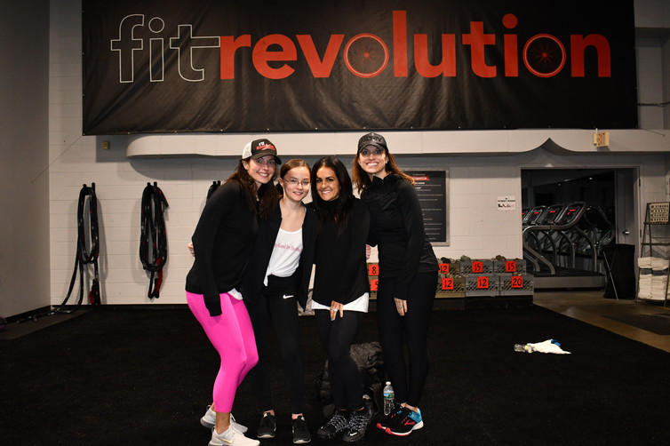 Fit Rev Games Fabulous Instructors