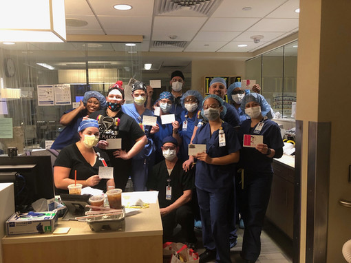 Lawrence General Hospital - ICU Thank You