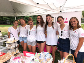 2019 Confections for a Cause Volunteers