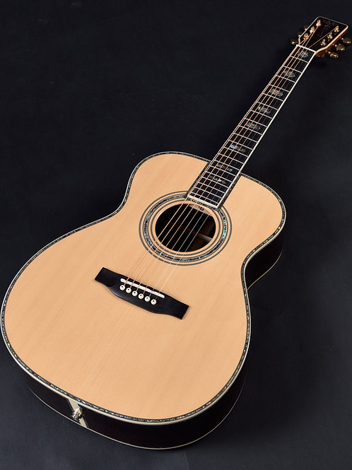 Artisan OM45 Solid Spruce and Rosewood