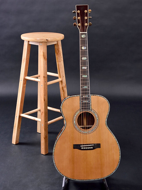 OM 45 Solid Cedar Top