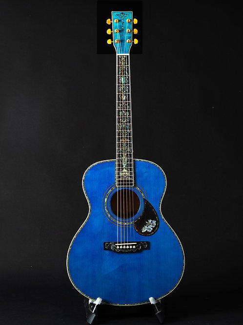 Pacific Blue Quilt OM45 Deluxe