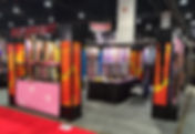 Booth at the ASD Las Vegas Show