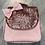 Thumbnail: Sac à dos personnalisé rose pâle et paillettes