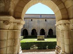 Abbaye de Nieuil sur l'Autize