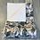 Thumbnail: Couverture Safari et minky blanc