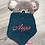 Thumbnail: Doudou koala pétrole à pois et et fuschia