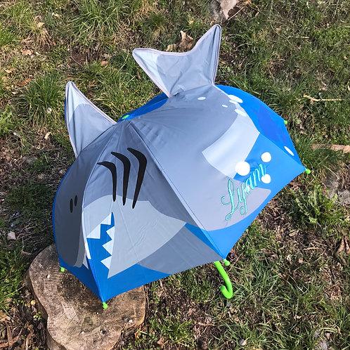 Parapluie requin personnalisé