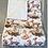 Thumbnail: Couverture animaux et minky blanc