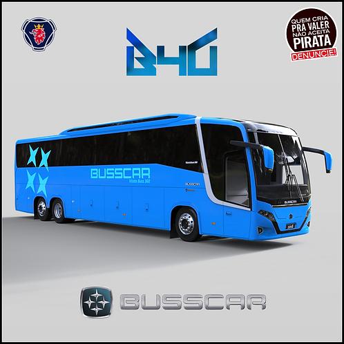 Vissta Buss 360 - Scania K400 IB