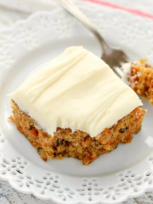 Carrot Cake Tutorial