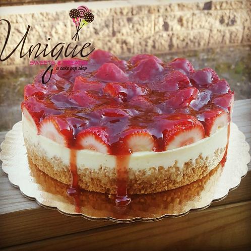 Cheesecake 101 Online Class
