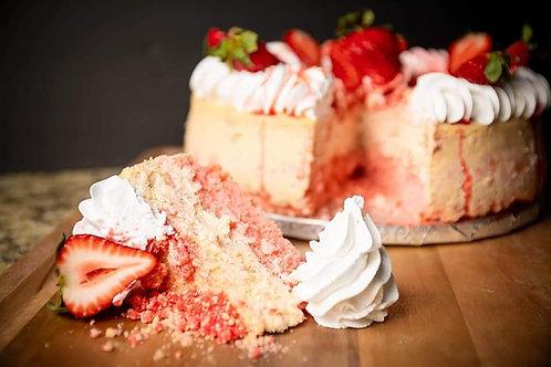 Strawberry Shortcake Cheesecake class