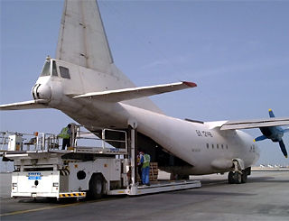 avion cargo petite capacité
