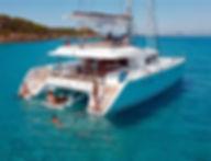 Location de Catamaran