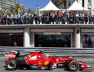 Terrasse VIP Grand Prix F1 de Monaco, www.webforjetset.net