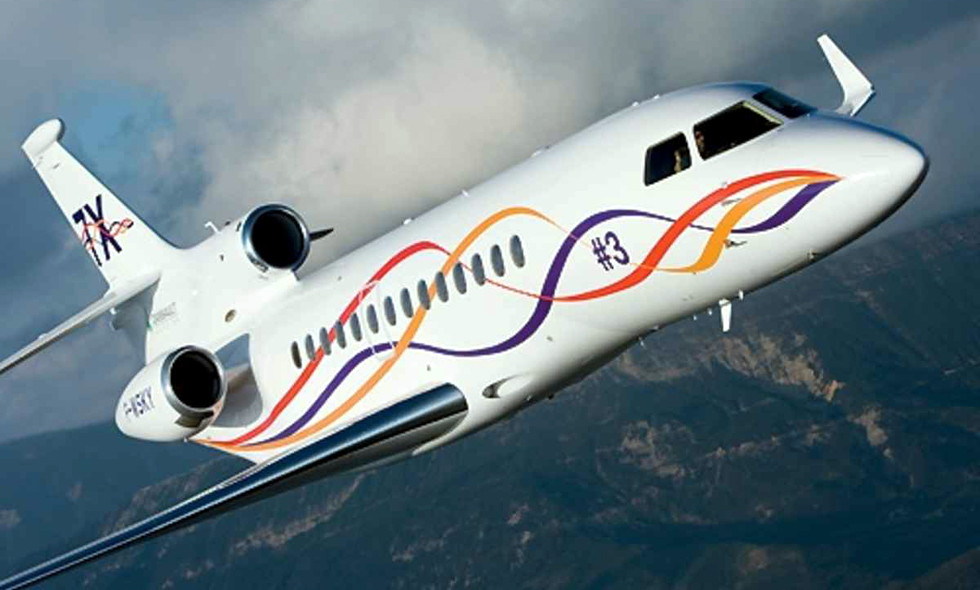 Dassault Falcon 7x| jet privé | jet prive | Offrez Des Billets De Jet Privé À Vos Clients | Kadojet