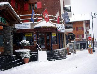 Chalet de Luxe Saint Moritz